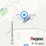 Автоспецмаш на карте Кирова