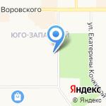 Аптеки Вятки на карте Кирова