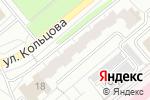 Схема проезда до компании Созвездие в Кирове