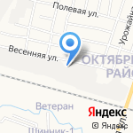 Интерпром на карте Кирова
