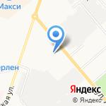 Регион-1 на карте Кирова