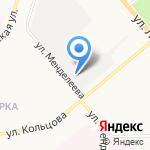У Европы на карте Кирова