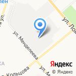 Лего-плюс на карте Кирова