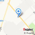 Регион Авто на карте Кирова