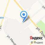 Мастерская по ремонту автоэлектрики на карте Кирова