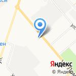 Эврика на карте Кирова