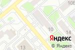 Схема проезда до компании Мотор в Кирове