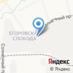Удачник на карте Кирова