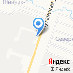Ленточные пилы на карте Кирова