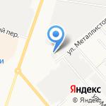 Молпромснаб на карте Кирова