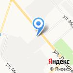 Автодом на карте Кирова