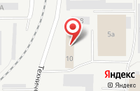 Схема проезда до компании Вятская Газовая Компания в Кирове