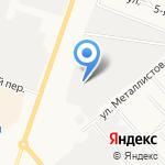 Ространсавто на карте Кирова