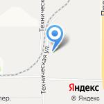 Автотехник на карте Кирова