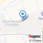Электросвязьмонтаж на карте Кирова