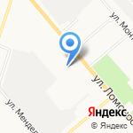 Автомалер на карте Кирова