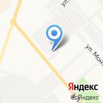 Акватория на карте Кирова