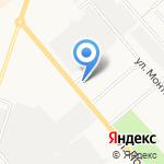 На ходу на карте Кирова