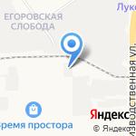 Стальной бастион на карте Кирова