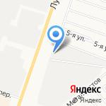 Мебельная мастерская на карте Кирова