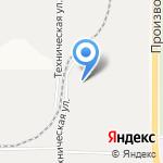 ПРОМ-ЛАЙН на карте Кирова