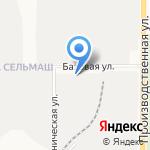 Вяткамашпром на карте Кирова