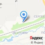 Буратино на карте Кирова