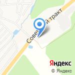 МТЗ-ЦЕНТР на карте Кирова