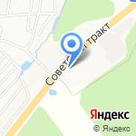 КАРТ на карте Кирова