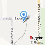 Закупочная компания на карте Кирова