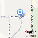 Тайфун Киров на карте Кирова