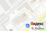 Схема проезда до компании Авинел в Кирове