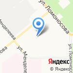 Детский сад №143 на карте Кирова