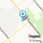 Autopiter на карте Кирова