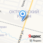 Орбита на карте Кирова
