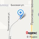 Авторитет на карте Кирова