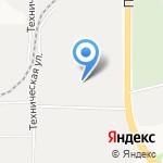 Еврострой на карте Кирова