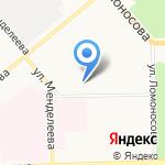 Участковый пункт полиции №20 на карте Кирова