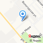 DENAUTO на карте Кирова