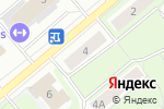 Схема проезда до компании Луч в Кирове