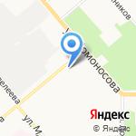 Лада Dеталь на карте Кирова