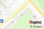 Схема проезда до компании Дента в Кирове