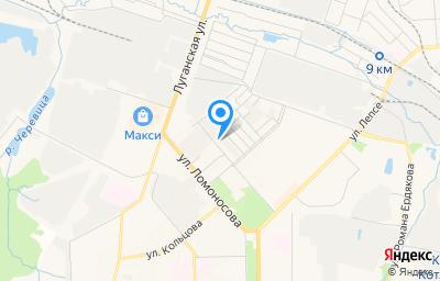 Местоположение на карте пункта техосмотра по адресу г Киров, ул Вологодская, д 8, пом 1003