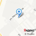 Перспективный на карте Кирова