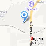 Ньютон на карте Кирова