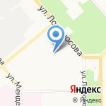СтройТранс на карте Кирова