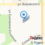 Детский сад №165 на карте Кирова