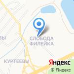 Мебель от БарСА на карте Кирова