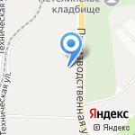 СоюзТоргСбыт на карте Кирова