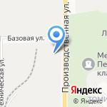 Капиталторгстрой на карте Кирова